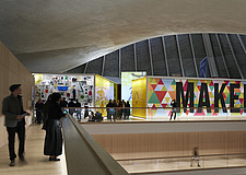 Design Museum (formerly the Commonwealth Institute) Kensington High Street, London - 16749-240-1