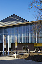 Design Museum (formerly the Commonwealth Institute) Kensington High Street, London - 16749-70-1