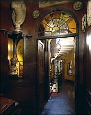 Sir John Soane's's Museum, Lincoln's Inn Fields, c - 521-210-1