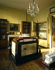 Sir John Soane's's Museum, Lincoln's Inn Fields, c - 521-610-1