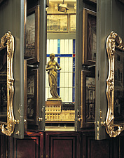 Sir John Soane's's Museum, Lincoln's Inn Fields, c - 521-70-1