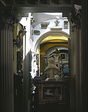 Sir John Soane's Museum, Lincoln's Inn Fields, c - 521-790-1