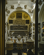 Sir John Soane's Museum, Lincoln's Inn Fields, c - 521-800-1