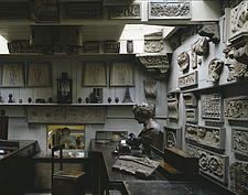 Sir John Soane's Museum, Lincoln's Inn Fields, c - 521-850-1