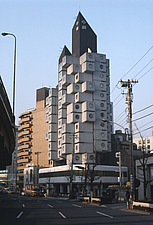 Nakagin Capsule Tower, Japan, 1972 - 10435-20-1