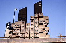 Nakagin Capsule Tower, Japan (1972) - 10435-30-1