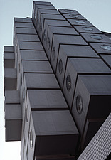Nakagin Capsule Tower, Japan, 1972 - 10435-40-1