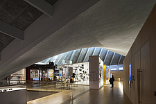 Design Museum (formerly the Commonwealth Institute) Kensington High Street, London - 16749-200-1