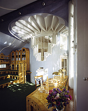 The Cosmic House, also known as The Thematic House, London, UK - a grade-I listed building - 238-450-1