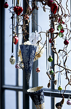 Natural Christmas decorations - 16848-60