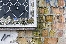 Window detail - 12106-140-1