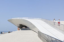 Exterior view of The MAAT - Museum of Art, Architecture and Technology, Lisbon, Portugal - 16866-20
