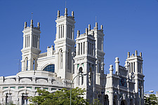 Hospital of Maudes (Hospital de Maudes) building, a former hospital, Madrid, Spain - 40035-970-1