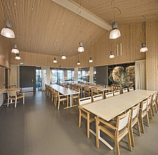 Interior of the Care Centre Kvernaland Omsorggsenter in Kverneland, Time, Rogaland, Norway  - 16926-140