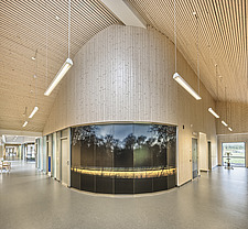Interior of the Care Centre Kvernaland Omsorggsenter in Kverneland, Time, Rogaland, Norway  - 16926-210