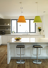 A modern kitchen - 16929-20