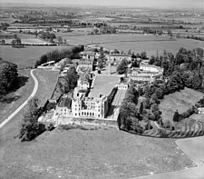 The Stoke Park Colony (Stoke Park Hospital), Stoke Gifford, near Bristol, South Gloucestershire, 13th May 1947 - ARC100295