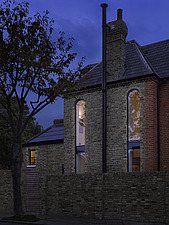 Tufnell Park House, London, UK - ARC100472