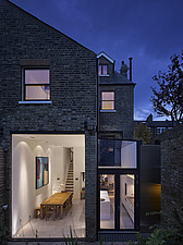 Tufnell Park House, London, UK - ARC100474
