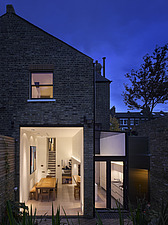 Tufnell Park House, London, UK - ARC100475
