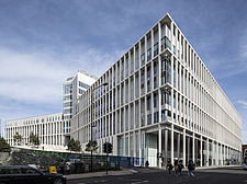City of Glasgow College City Campus  Shortlisted project for the 2017 RIBA Stirling Prize - ARC100819