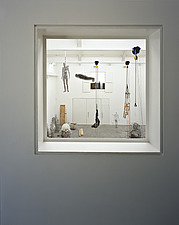 Antony Gormley Studio, London - 10673-230-1
