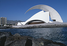 Auditorio de Tenerife, Santa Cruz , Canary Islands - 10707-50-1