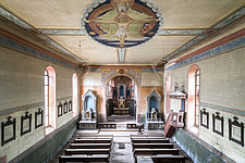 Beautiful abandoned church in Germany - ARC102843