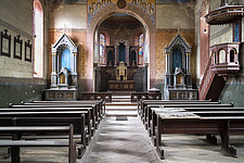Beautiful abandoned church in Germany - ARC102844