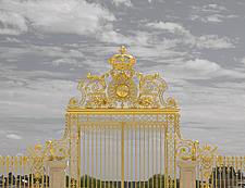 Versailles Gate of Honour, France - ARC103683