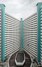 Yung Kuang Road HDB Block, Public Housing in Singapore - ARC103843