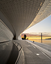 The MAAT - Museum of Art, Architecture and Technology, Lisbon, Portugal - ARC104050