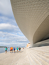 The MAAT - Museum of Art, Architecture and Technology, Lisbon, Portugal - ARC104058