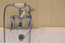 The bathroom taps - ARC104357