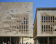 The Parliament House, The City Gates Project, Valletta, 2011-2015 - ARC104600