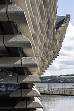 V&A Museum, Dundee, Scotland, UK - ARC104617