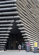 V&A Museum, Dundee, Scotland, UK - ARC104621