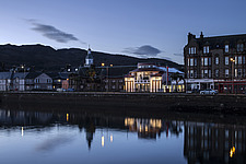 Campbeltown Picture House, Campbeltown, Scotland, UK - ARC105001