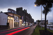Campbeltown Picture House, Campbeltown, Scotland, UK - ARC105005