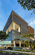 AS8 Building - Faculty of Arts and Social Sciences, Singapore - ARC104890