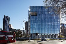 The American Embassy in Nine Elms, London, UK - ARC105715