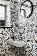 Bathroom of a redesigned and remodelled family home in West London, UK - ARC105809