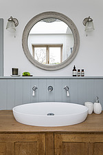 Bathroom of a redesigned and remodelled family home in West London, UK - ARC105811