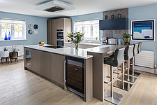 Kitchen in a renovated house by the sea in Hampshire, UK - ARC105890