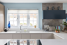 Kitchen in a renovated house by the sea in Hampshire, UK - ARC105891