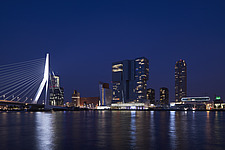 Exterior of De Rotterdam in Rotterdam, The Netherlands - ARC105922