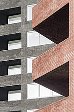 Hoxton Press is a residential project located at the south-west corner of the Colville Estate, a housing development in Hackney, East London - ARC106149