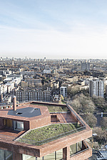 Hoxton Press is a residential project located at the south-west corner of the Colville Estate, a housing development in Hackney, East London - ARC106150