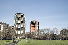 Hoxton Press is a residential project located at the south-west corner of the Colville Estate, a housing development in Hackney, East London - ARC106160