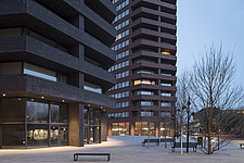 Hoxton Press is a residential project located at the south-west corner of the Colville Estate, a housing development in Hackney, East London - ARC106163
